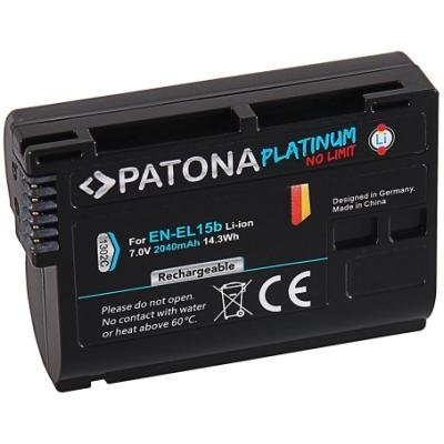Baterie PATONA kompatibilní s Nikon EN-EL15B