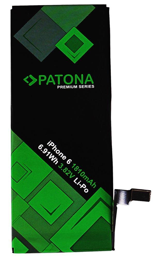 Baterie PATONA pro iPhone 6 1810mAh + nářadí