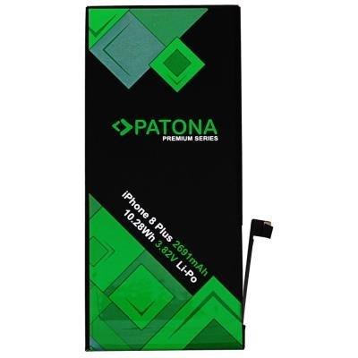 Baterie PATONA pro iPhone 8 Plus 2691mAh + nářadí