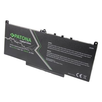 Baterie PATONA pro Dell Latitude 7200mAh