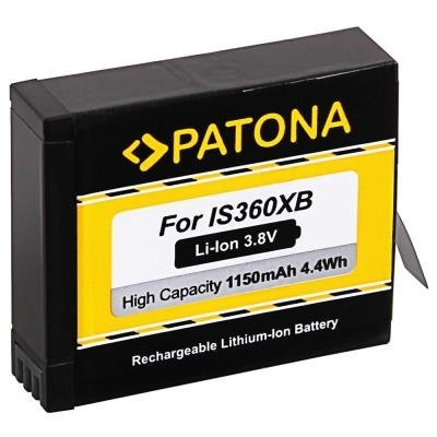 Baterie PATONA pro Insta360 One X 1150mAh