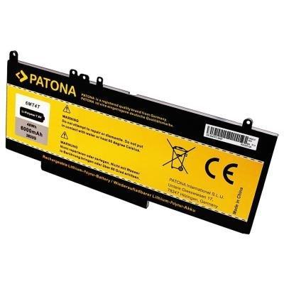 Baterie PATONA pro Dell Latitude 6000mAh