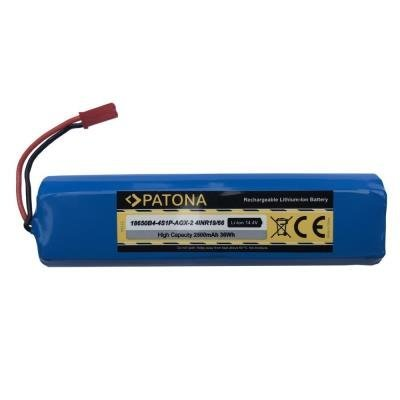 Baterie PATONA pro TESLA 2500mA