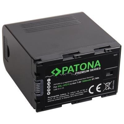 Baterie PATONA Premium pro JVC 7800mAh