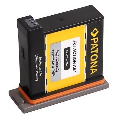 Baterie PATONA pro DJI Osmo Action 1220mAh