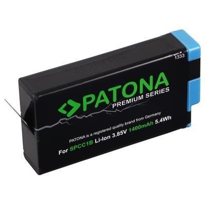 Baterie PATONA pro GoPro Max 1400mAh