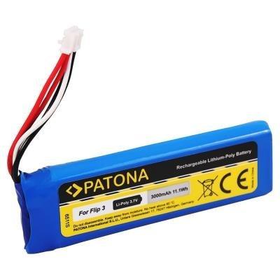 PATONA baterie pro JBL Flip 3 3000mAh