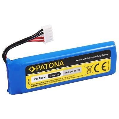 PATONA baterie pro JBL Flip 4 3000mAh