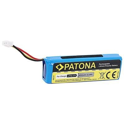 PATONA baterie pro JBL Charge 6000mAh
