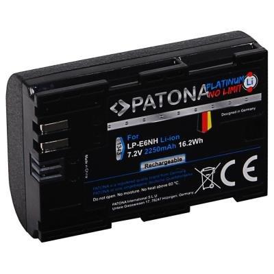 PATONA baterie kompatibilní s Canon LP-E6NH