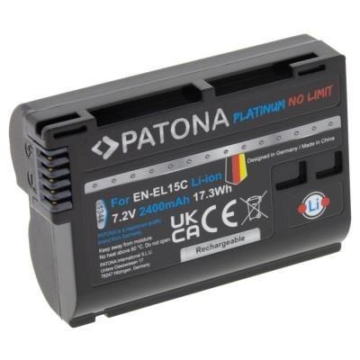 PATONA baterie kompatibilní s Nikon EN-EL15C