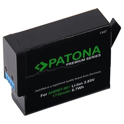 PATONA baterie pro GoPro Hero 9 1730mAh