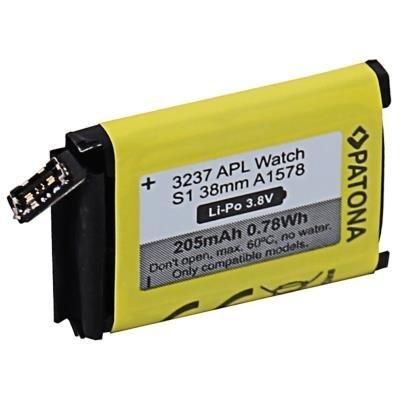PATONA baterie pro Apple Watch 1 205mAh