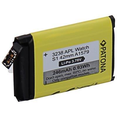 PATONA baterie pro Apple Watch 1 246mAh