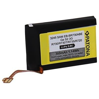 PATONA baterie pro Samsung Gear S2 3G 300mAh