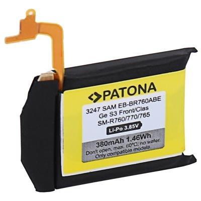 PATONA baterie pro Samsung Gear S3 380mAh