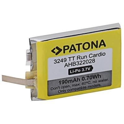 PATONA baterie pro TomTom Runner Cardio 190mAh