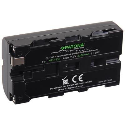 PATONA baterie kompatibilní se Sony NP-F550
