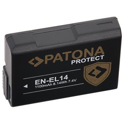 PATONA PROTECT kompatibilní s Nikon EN-EL14