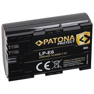 PATONA PROTECT baterie kompatibilní s Canon LP-E6