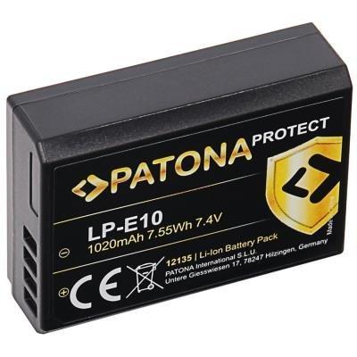 PATONA PROTECT baterie kompatibilní s Canon LP-E10