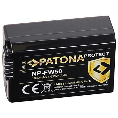 PATONA PROTECT kompatibilní se Sony NP-FW50