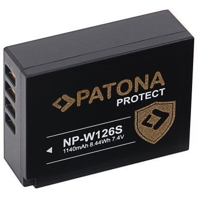PATONA PROTECT kompatibilní s Fuji NP-W126S