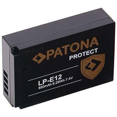 PATONA PROTECT baterie kompatibilní s Canon LP-E12