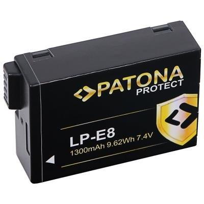 PATONA PROTECT baterie kompatibilní s Canon LP-E8