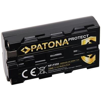 PATONA PROTECT kompatibilní se Sony NP-F550