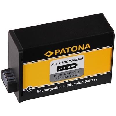 PATONA baterie pro Garmin VIRB 360 1100mAh