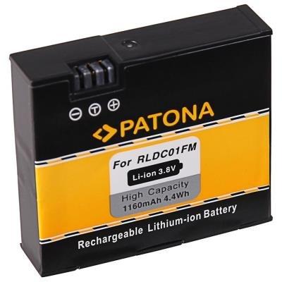 Alternativní baterie pro sportovní kamery