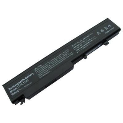 TRX baterie DELL/ 5200 mAh/ 58Wh/ Li-Ion/ pro Vostro 1710/ 1720/ 1710n/ 1720n/ neoriginální