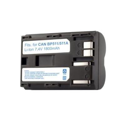 Baterie TRX pro Canon 1800mAh