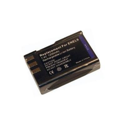 Baterie TRX pro Nikon 1200 mAh