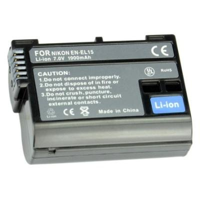 Baterie TRX pro Nikon 1900 mAh