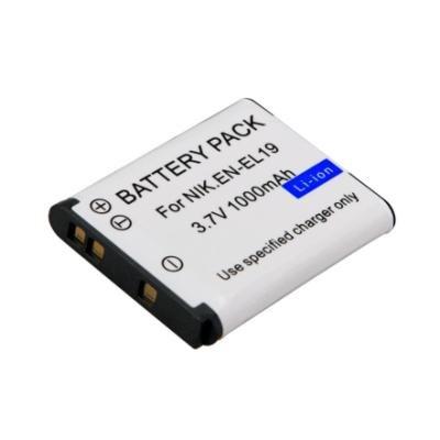 Baterie TRX pro Nikon 1000 mAh