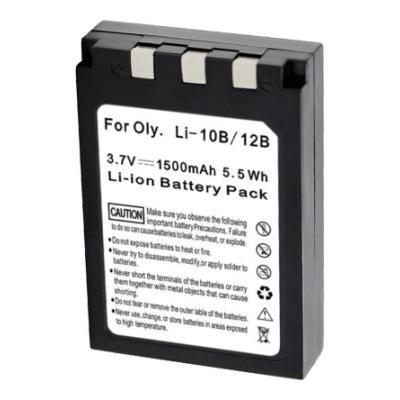 Baterie TRX pro Olympus 1150 mAh