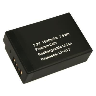 Baterie TRX pro Canon 1040mAh