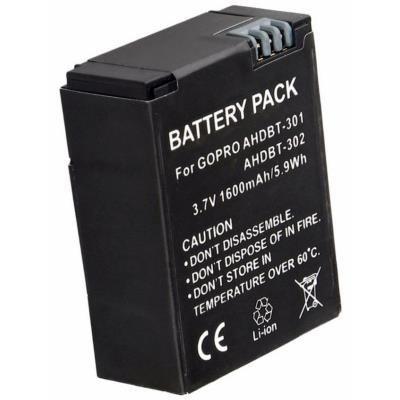 Baterie TRX pro GoPro 1600mAh
