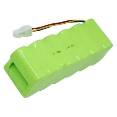 Baterie pro robotické vysavače