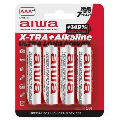 Nenabíjecí baterie AAA