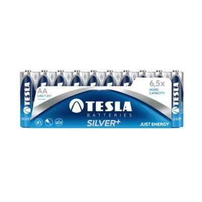 Baterie TESLA SILVER+ AA LR06 10ks