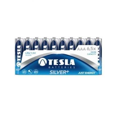 Baterie TESLA SILVER+ AAA LR03 10ks