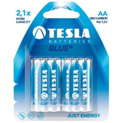 Baterie TESLA BLUE+ AA (R06) 6ks