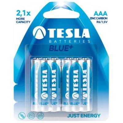 Baterie TESLA BLUE+ AAA (R03) 6ks