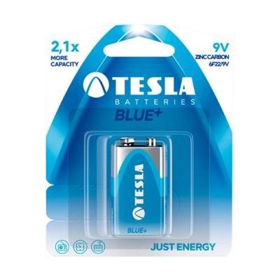 Baterie TESLA BLUE+ 9V (6F22) 1ks