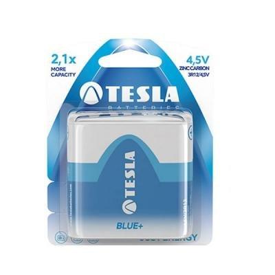 Baterie TESLA BLUE+ 4,5V (3R12) 1ks