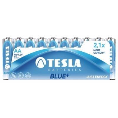 Baterie TESLA BLUE+ AA (R06) 10ks