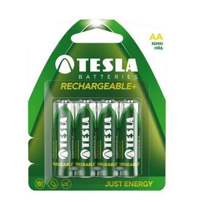 Nabíjecí baterie TESLA AA Ni-MH 2450mAh 4ks